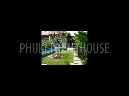 Villa for sale, 2 BR, in Nai Harn, Private Garden, Private Pool