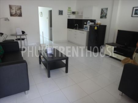 1 bedroom for rent, 1 month minimum, very close to the beach, in Nai Harn