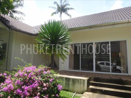 Villa for rent, in Nai Harn, 2 bedrooms