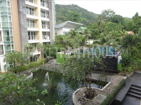 Condo for rent, 1 bed, long term, in Kathu, shared pool
