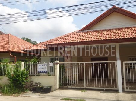 Villa for rent, in Kathu, 2 bed