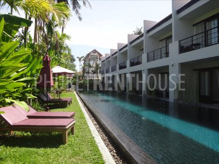 Room for rent, in Rawai, Nice terrace, Huge Pool