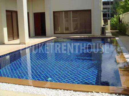 Pool Area, Directly from Lounge Area, Barbecue Available .