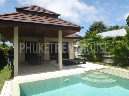 1 bed Pool Villas, with kitchen, in Nai Harn, for rent, short term