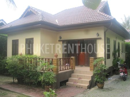 2 Bedroom House, with large yard and security fencing