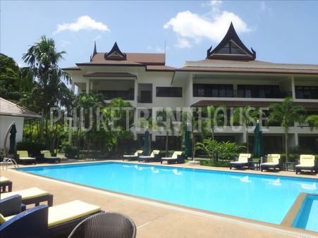 3 bed Duplex Appartment for rent, in Kathu, in a resort with pool