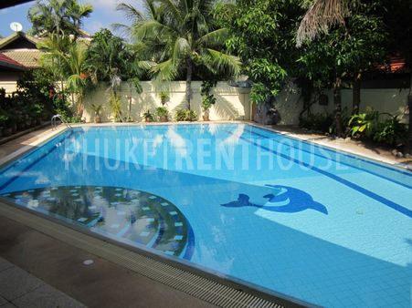 Spacious Pool more than enough room for all! 17x8m