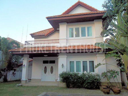 Front of House for Rent in Kathu, Phuket