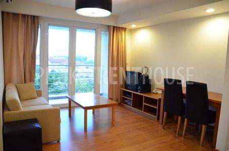 Living corner with balcony