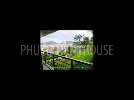 1 bed apart, in Patong, sea view, shared pool