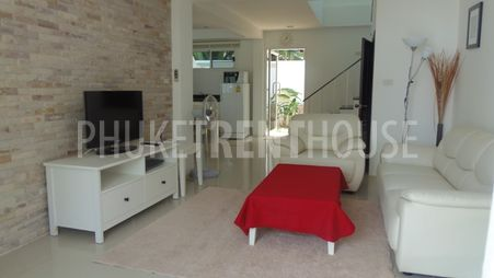 Furnished townhouse in Kamala
