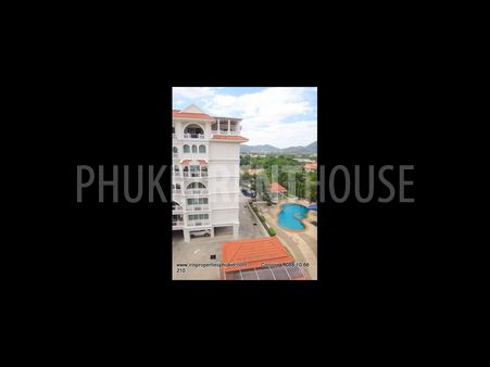 2 bed apartment with shared pool, in Kathu