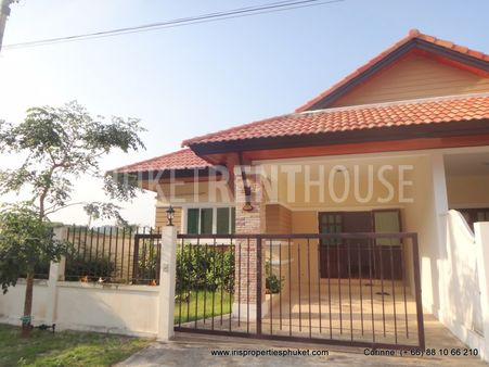 Villa for sale, 2 bed, in Kathu, next to Kajonkiet school