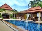 amazing swimming pool villa Rawai