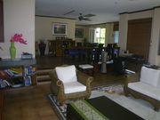Split level living area