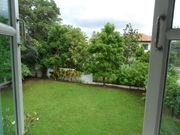 garden from main bedroom