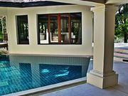 Surin Seven Villa - Inner Pool