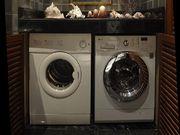 Dryer and washing machine