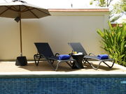 Sun Lounger & Umbrellas
