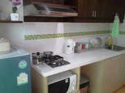 Dining set, cooking set, microwave, stove, cooker hood, fridge,kettle