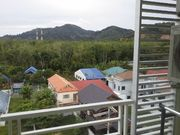 180 degree Mountain View, big balcony.