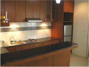 Fitted european style kitchen