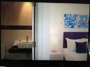 Bedroom and en-suite Bathroom