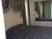 Bid closet in master bedroom