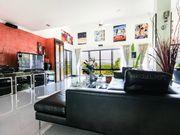 Fully furnished modern living-room