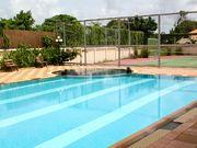 Community Pool, 100 m from Villa