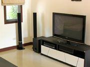 Living room TV set etc.