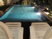 Pool-night view