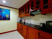 Deluxe studio with Kitchenette & Balcony