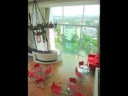 Studio with kitchen, private pool, on the Bye Pass road, next to British School, next to Bangkok Hospital