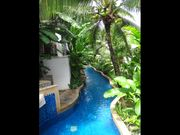 Private pool, sea view, 2 bed for sale in Kata, close to the beach
