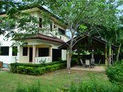 HOUSE AND SALA