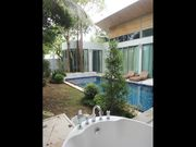 3 bed pool villa,  modern style, in Layan