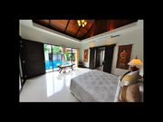 3 bed pool villa in Laguna, very high quality, thai style