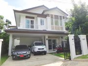 3 bed villa, for rent for long term, in Chalong