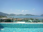 View of Patong Bay from your Balcony...