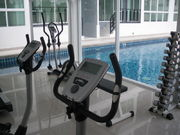 Keep you fit and firm with our larg swiming pool and gym