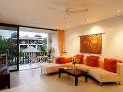 bangtao beach garden, living area