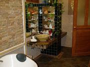 Luxury master bathroom... with Jacuzzi