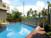 Villa with pool and BBQ area in Phuket