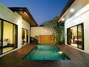 Villa with private pool in Rawai