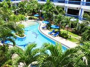 Club Residence pool and gardens