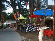 Walking Street at Kamala Beach
