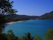 view of Kamala Beach