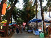 Walking Street at Kamala Beach