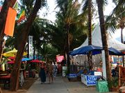 Walking Street on Kamala Beach